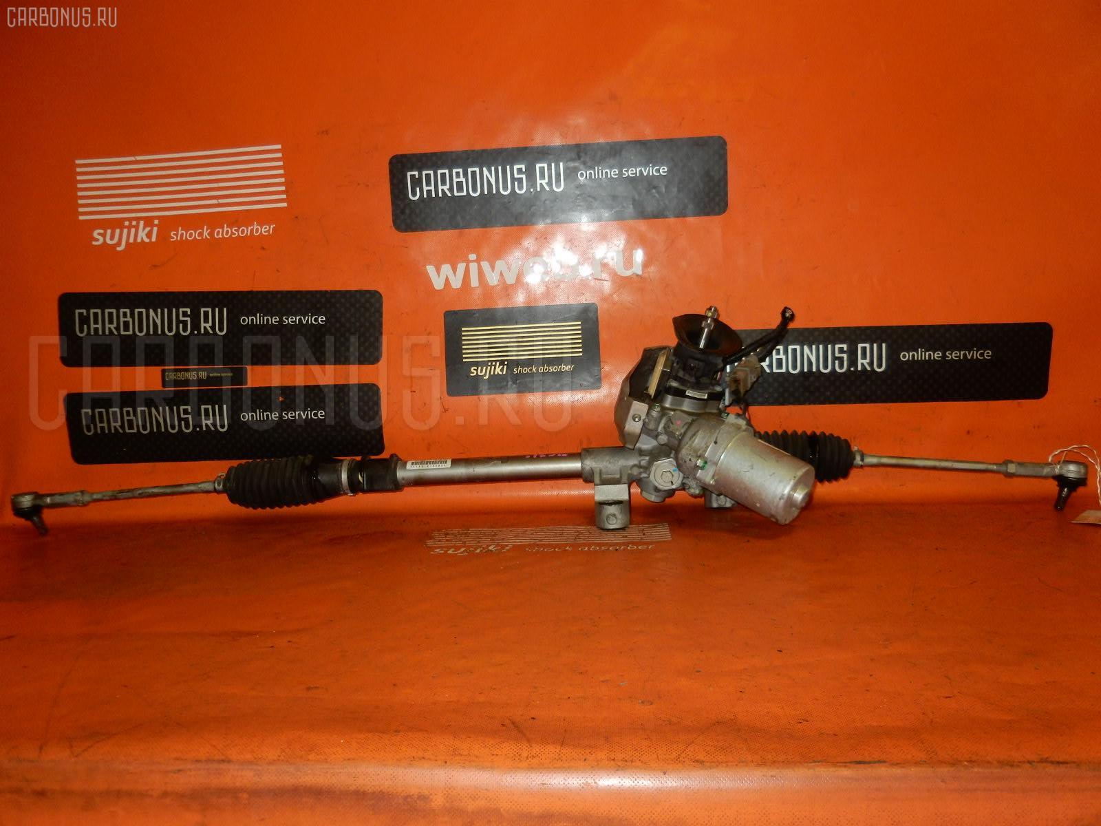 Рулевая рейка SUZUKI SWIFT ZC71S K12B. Фото 7