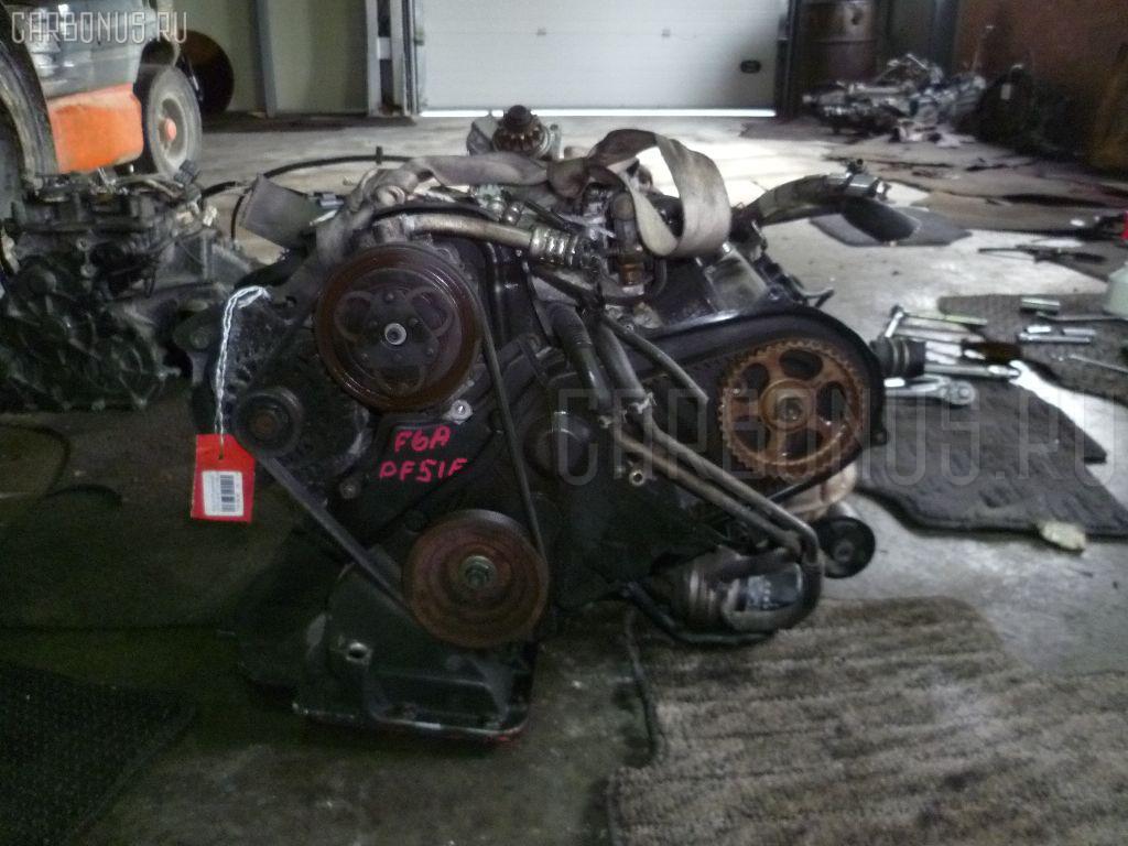 Двигатель SUZUKI EVERY DF51V F6A Фото 1