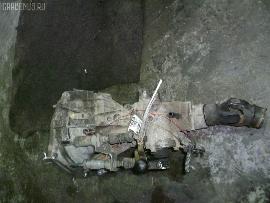 КПП механическая SUZUKI EVERY DA52V F6A Фото 3