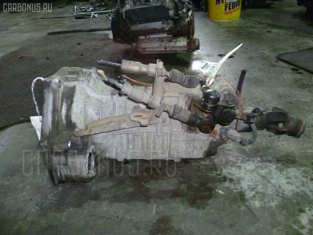 КПП механическая SUZUKI EVERY DA52V F6A Фото 4