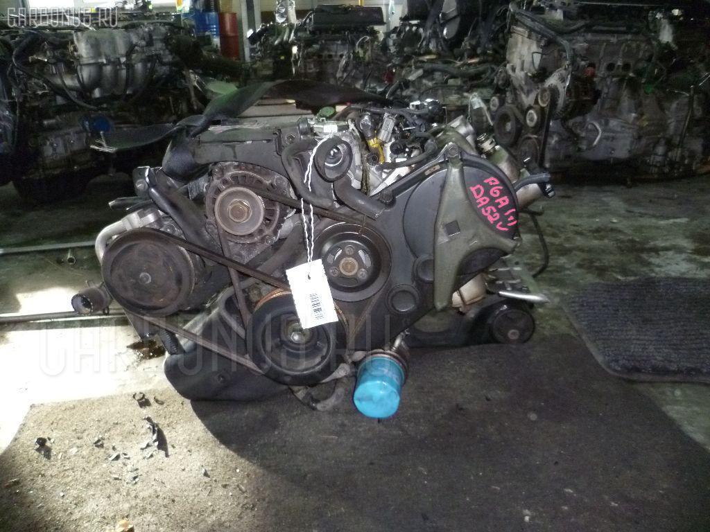 Двигатель SUZUKI EVERY DA52V F6A Фото 5