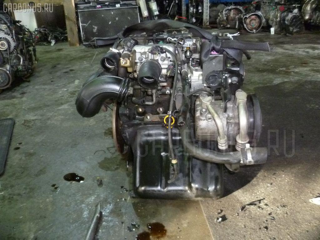 Двигатель SUZUKI EVERY DA52V F6A Фото 6