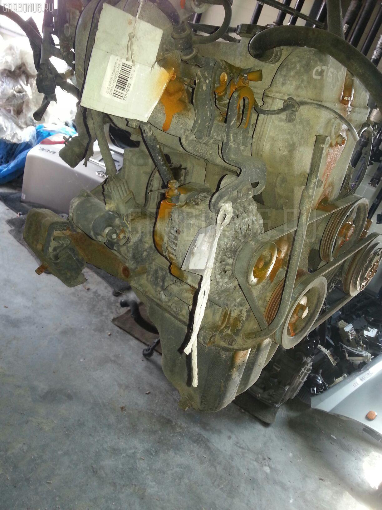 Двигатель Suzuki Wagon r CT51S K6A Фото 1