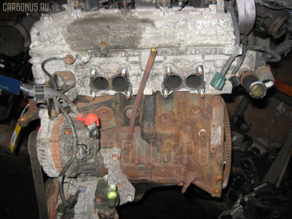 Двигатель NISSAN AD VAN VHNY11 QG18DE. Фото 11