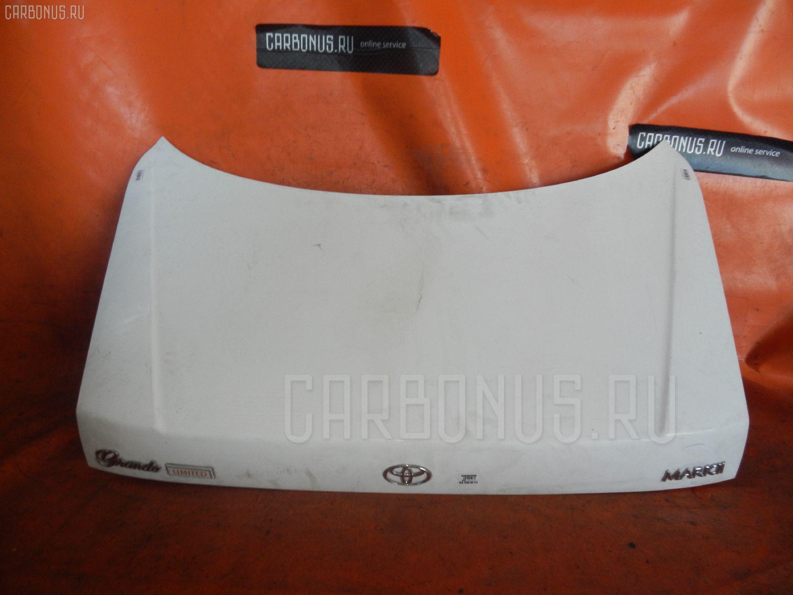 Крышка багажника TOYOTA MARK II GX90. Фото 3