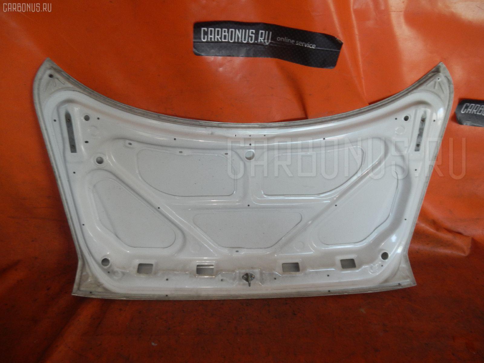 Крышка багажника TOYOTA MARK II GX90. Фото 5