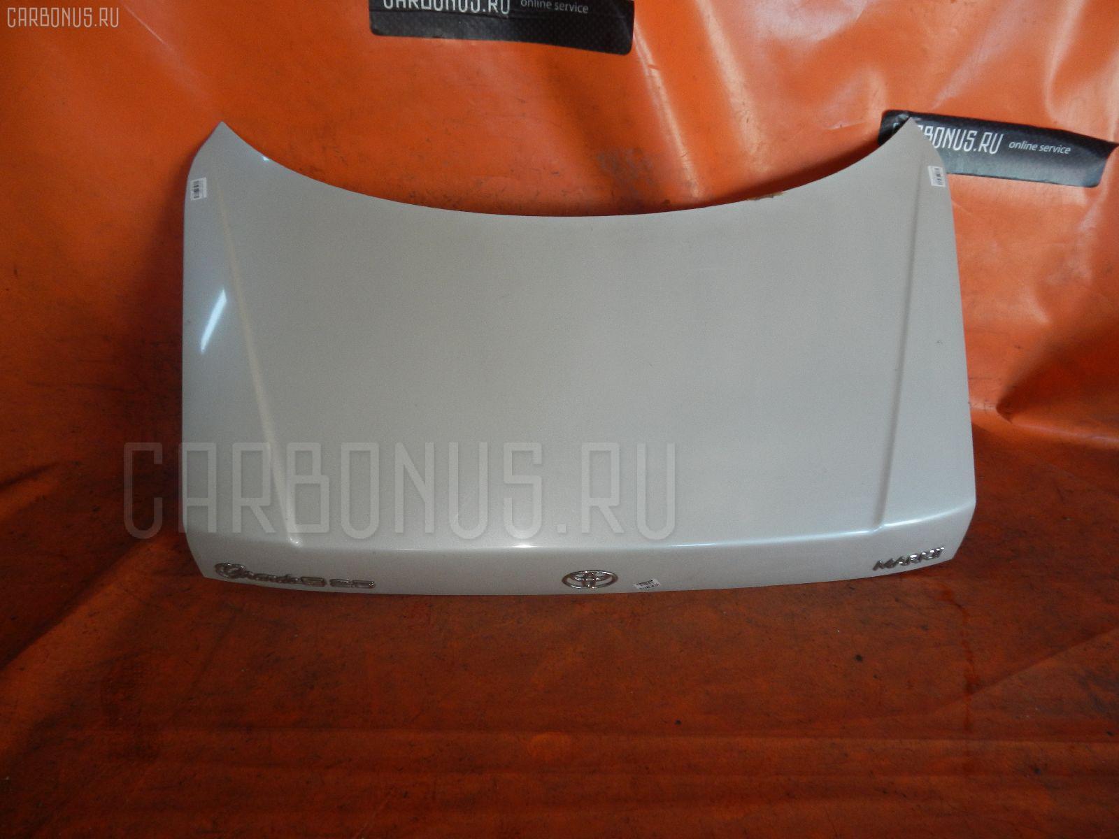 Крышка багажника TOYOTA MARK II JZX90. Фото 6