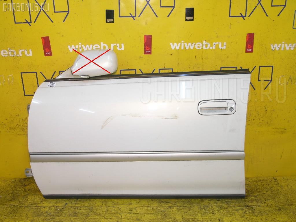 Дверь боковая TOYOTA MARK II JZX100. Фото 11
