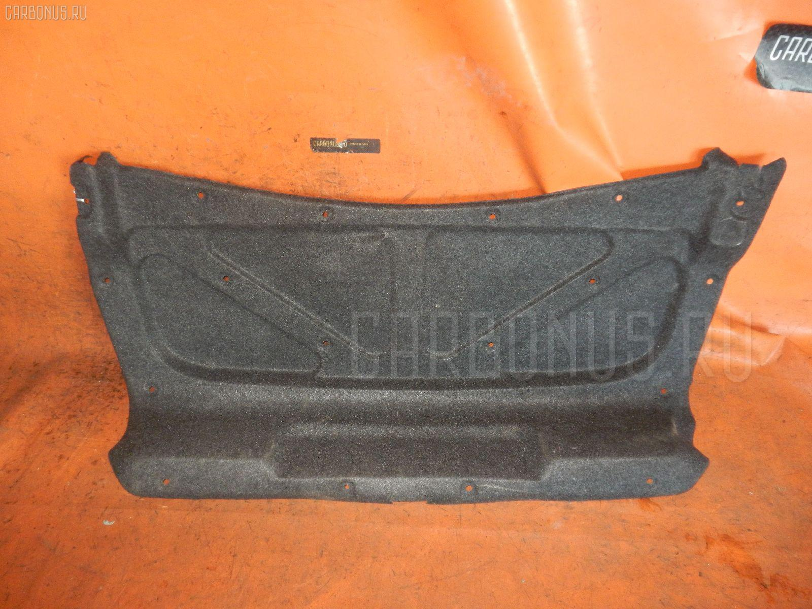 Обшивка багажника TOYOTA MARK II JZX100 Фото 1