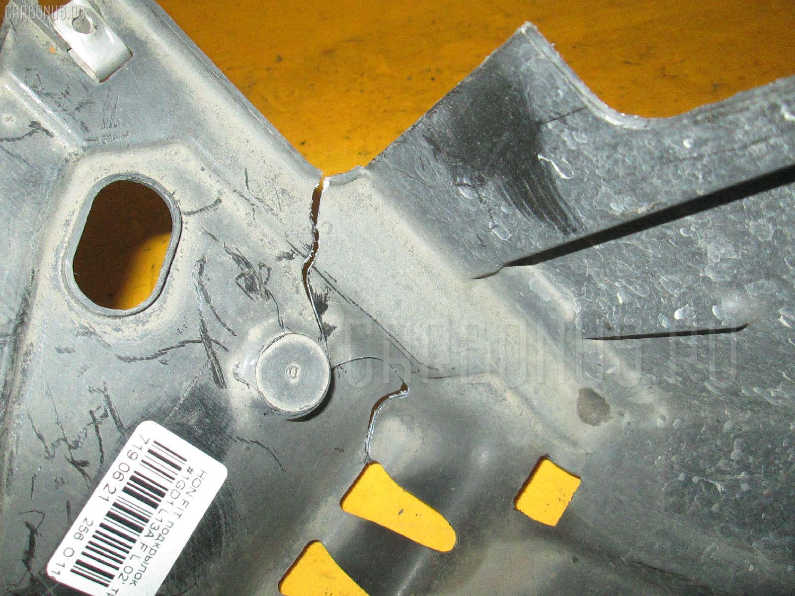 Подкрылок HONDA FIT GD1 L13A Фото 3