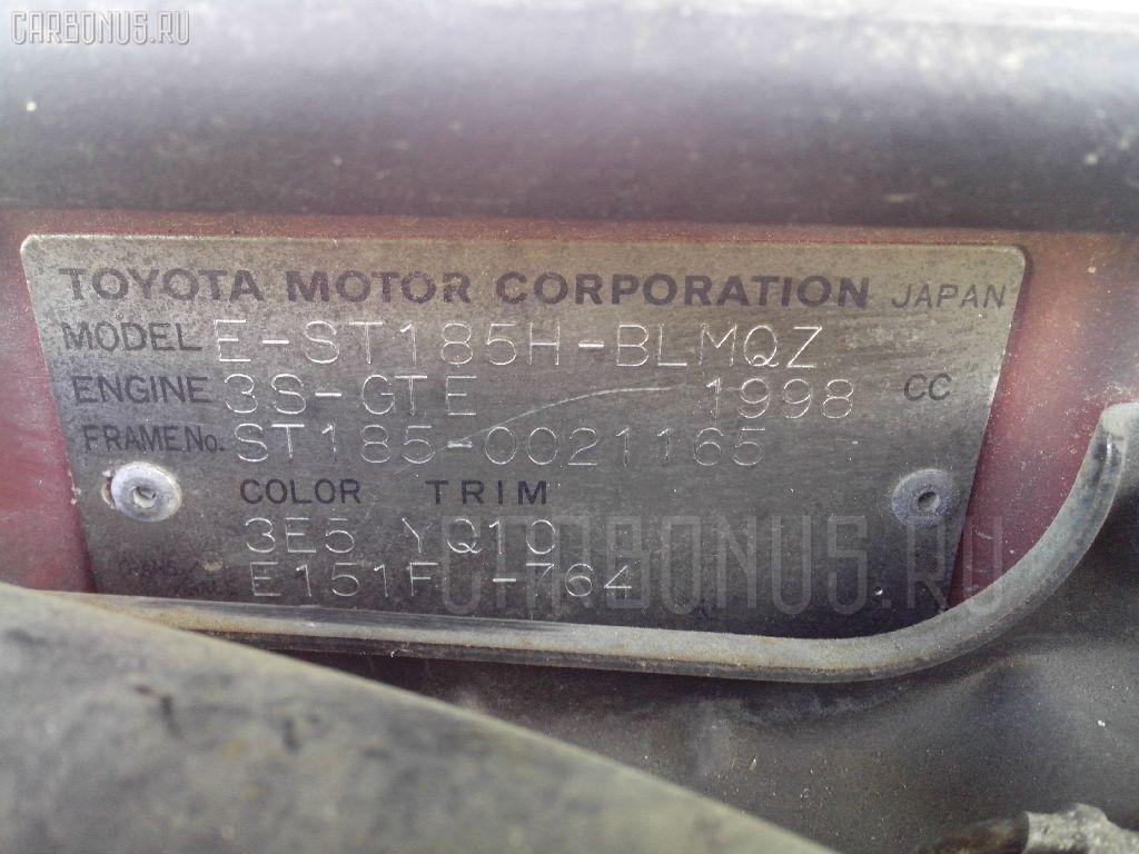 Печка TOYOTA CELICA ST185H 3S-GTE Фото 4