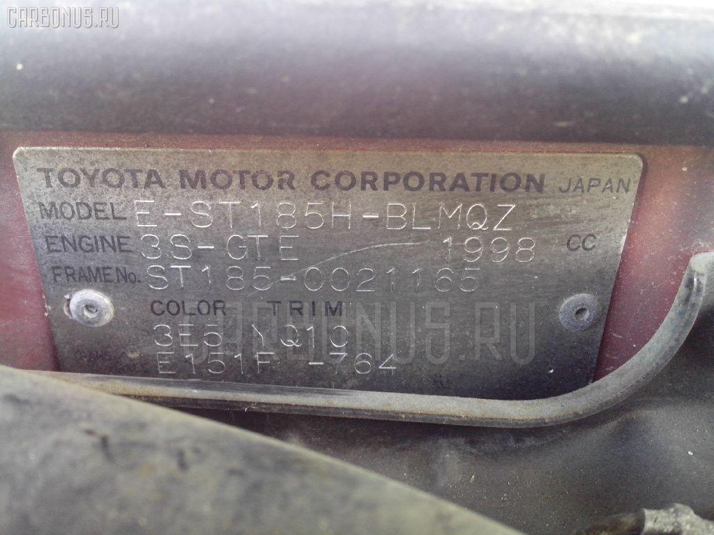 Жесткость на стойки TOYOTA CELICA ST185H Фото 4