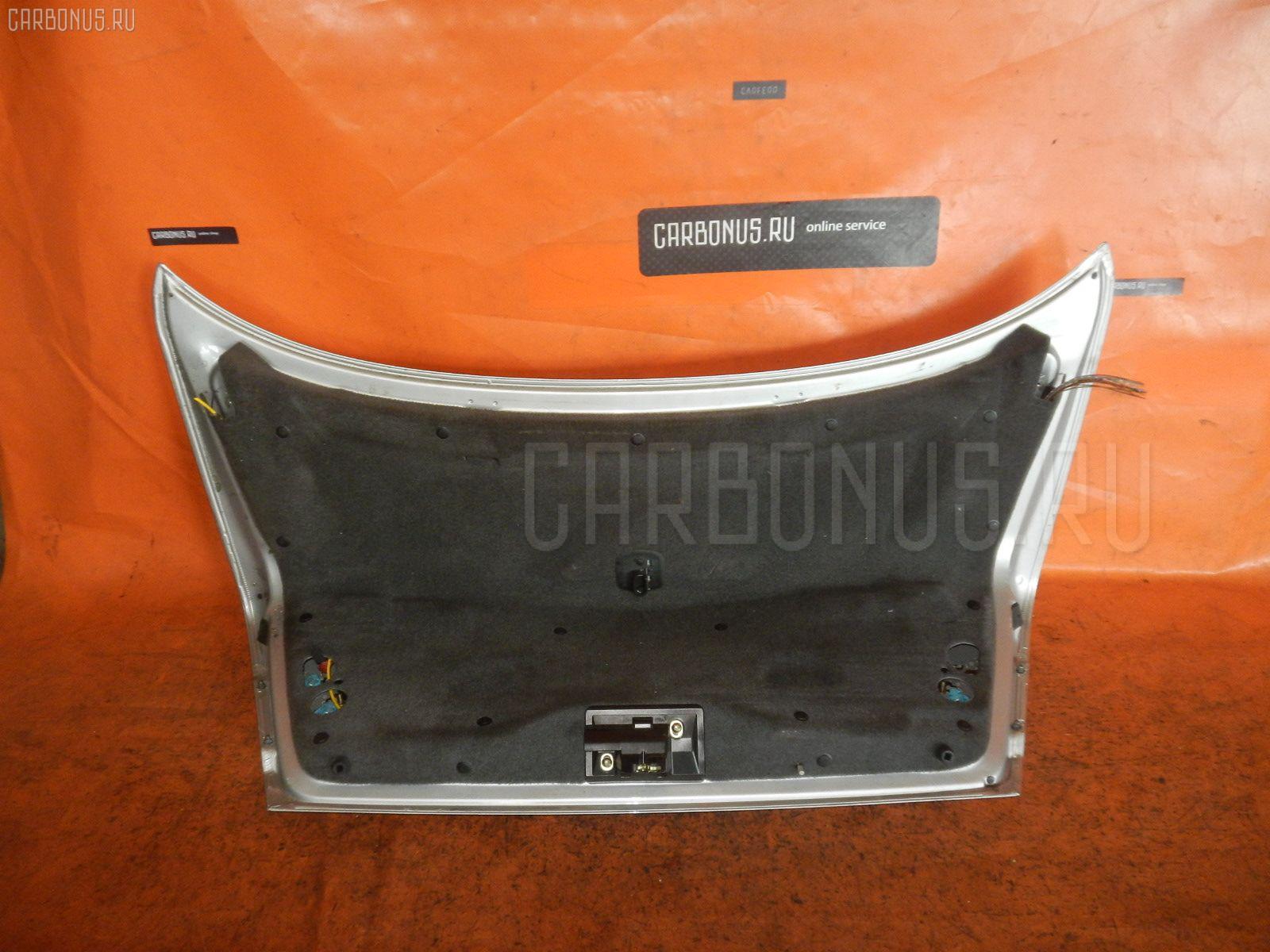 Крышка багажника MERCEDES-BENZ E-CLASS W210.072. Фото 4
