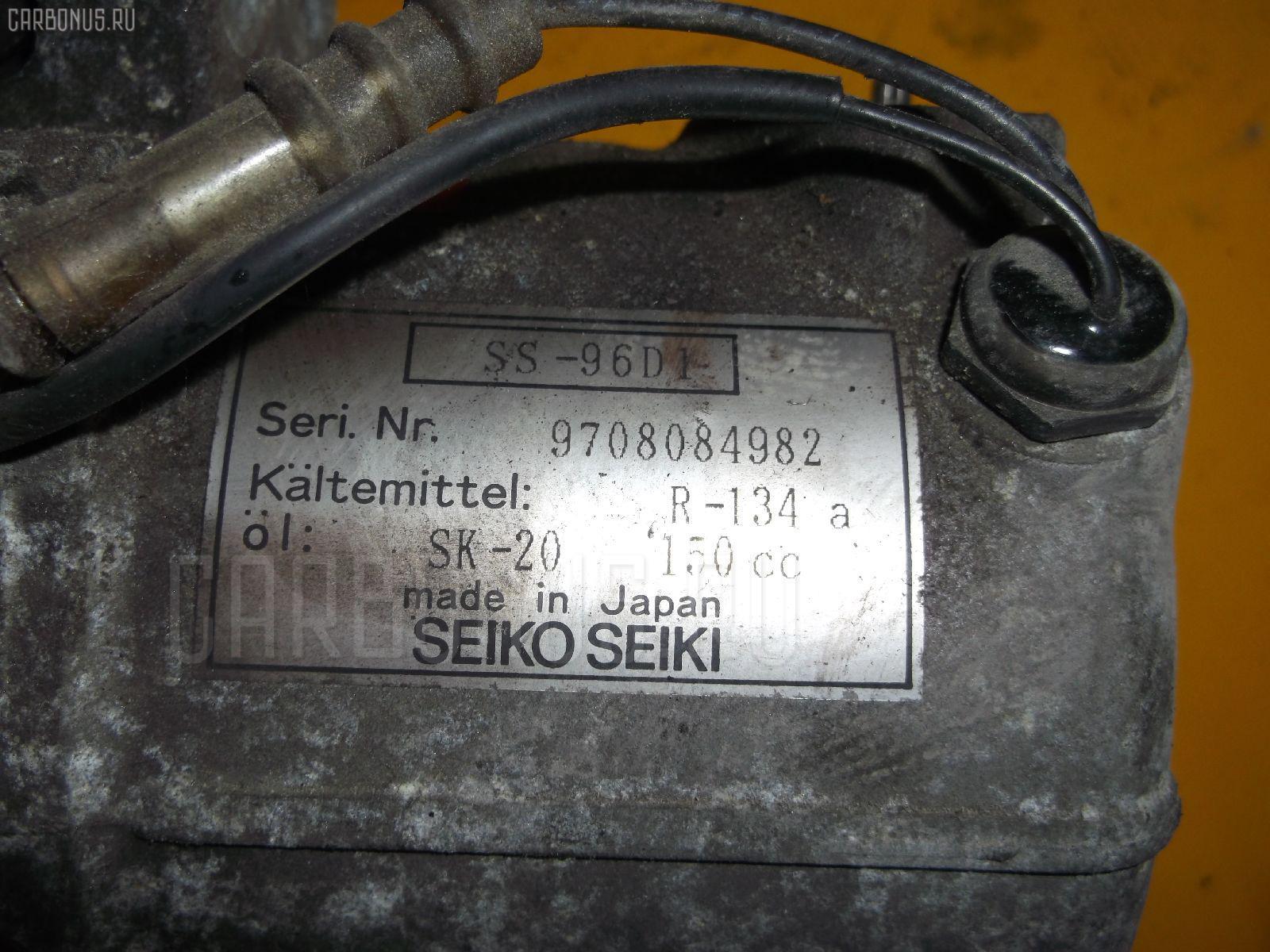 Компрессор кондиционера BMW 3-SERIES E36-CG19 M44-194S1 Фото 4