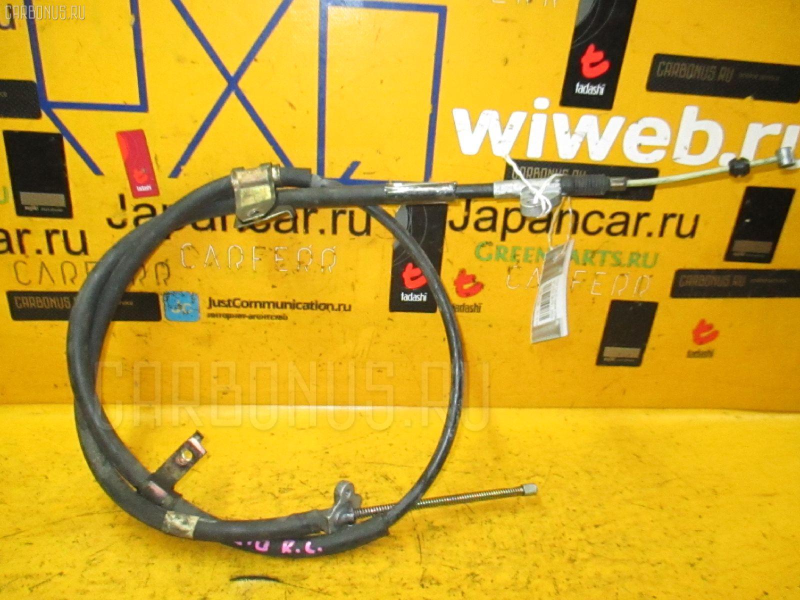 Тросик стояночного тормоза TOYOTA CORONA PREMIO AT210 4A-FE. Фото 10
