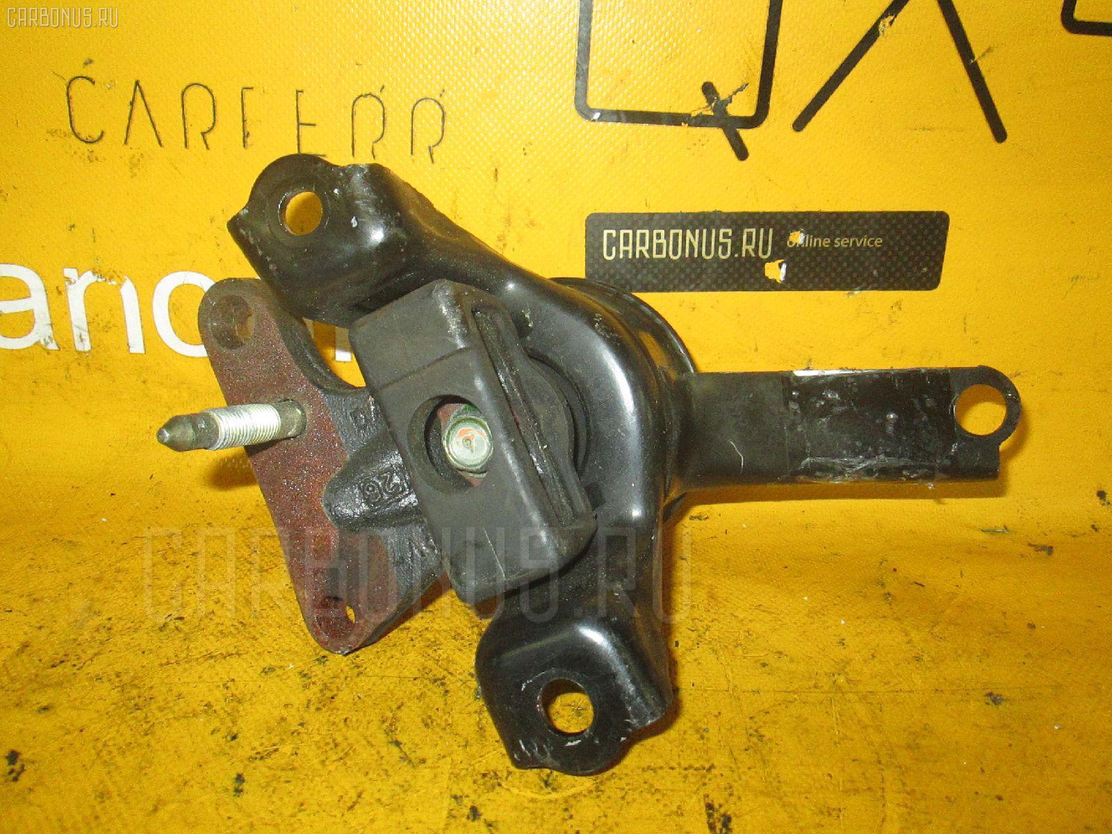Подушка двигателя TOYOTA CALDINA ST210G 3S-FE. Фото 10