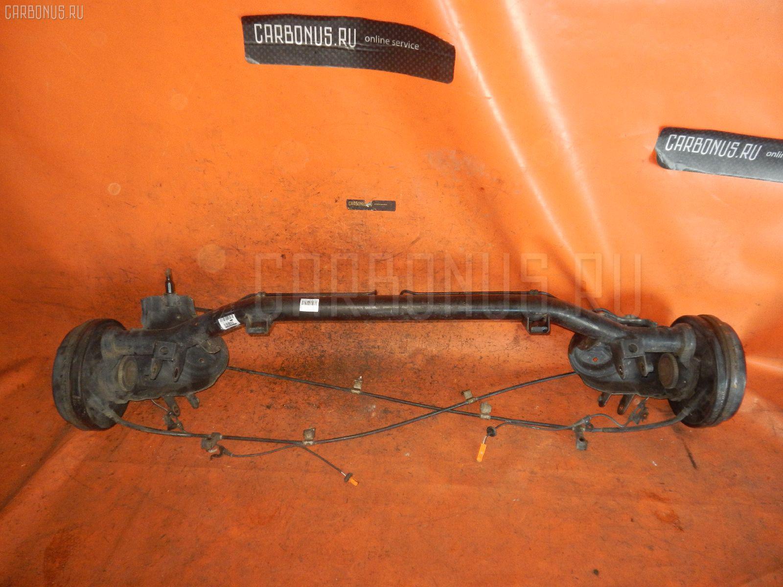 Балка подвески HONDA HR-V GH3 D16A. Фото 10