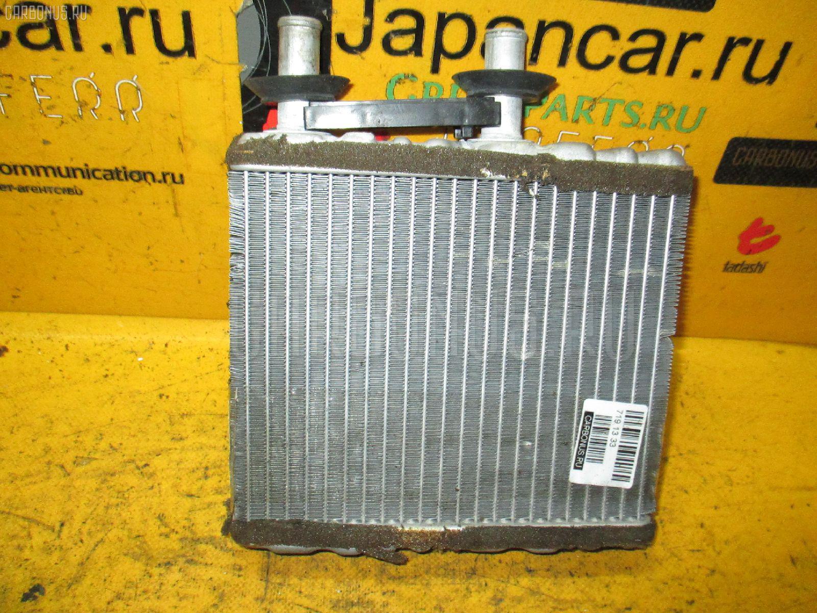 Радиатор печки HONDA HR-V GH3 D16A. Фото 4