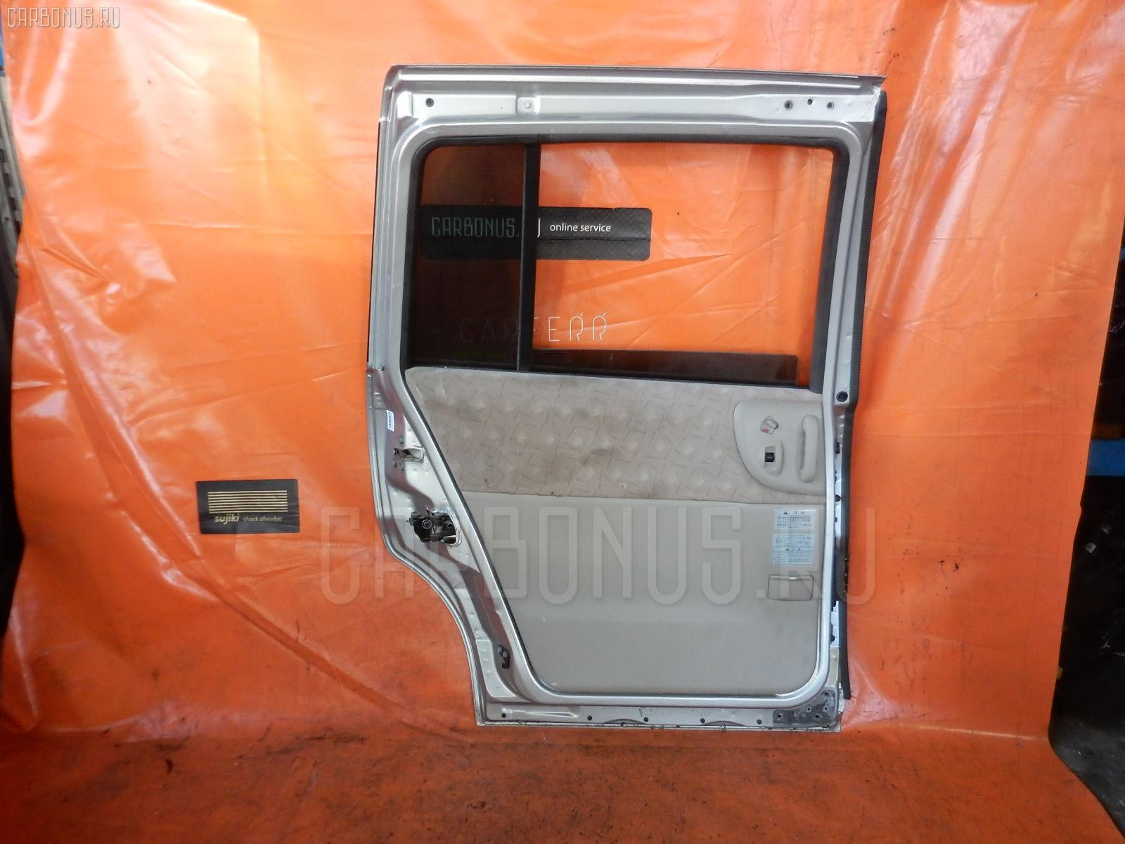 Дверь боковая NISSAN LIBERTY RM12. Фото 5