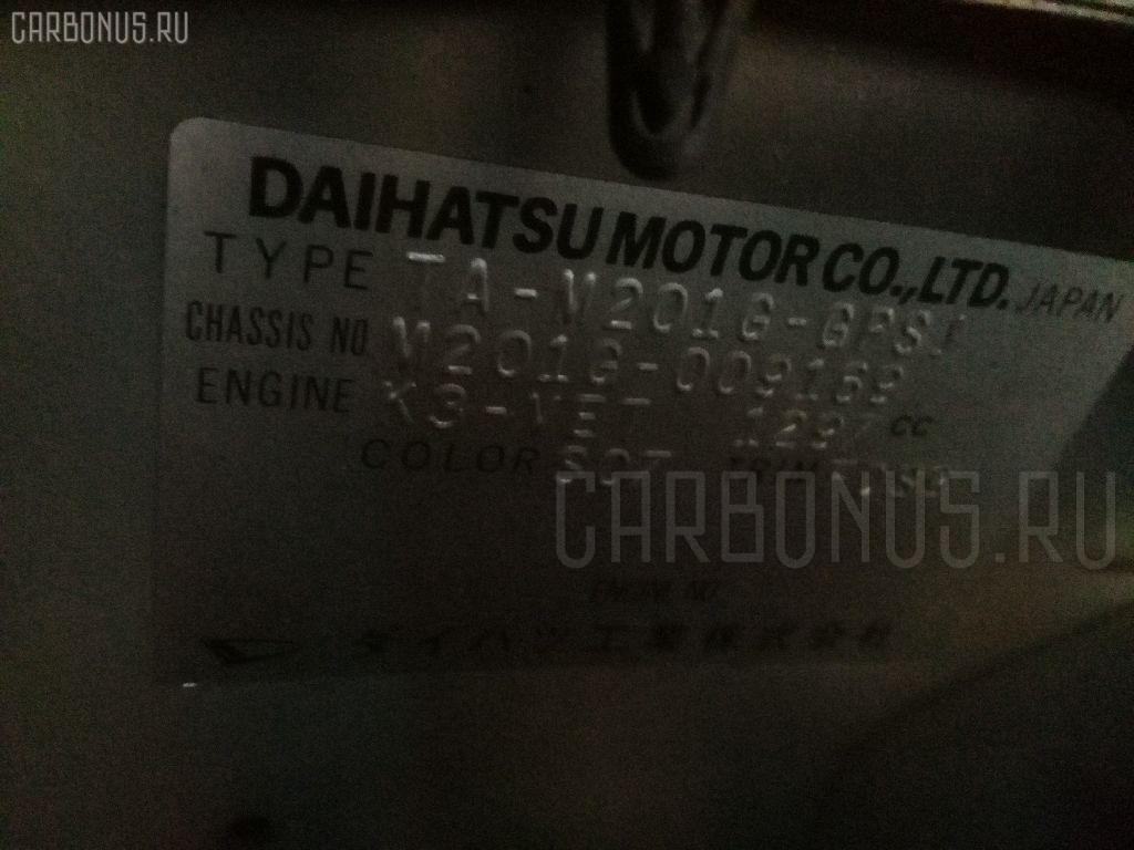 Обшивка багажника DAIHATSU YRV M201G Фото 7