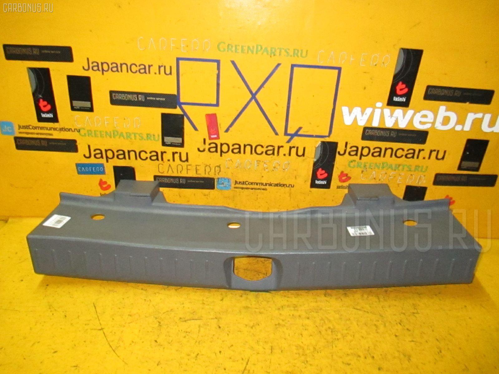 Обшивка багажника DAIHATSU YRV M201G Фото 1