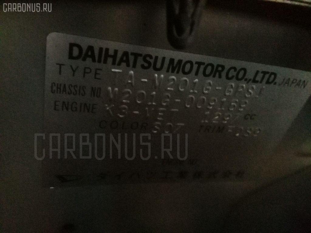 Крышка топливного бака DAIHATSU YRV M201G Фото 6