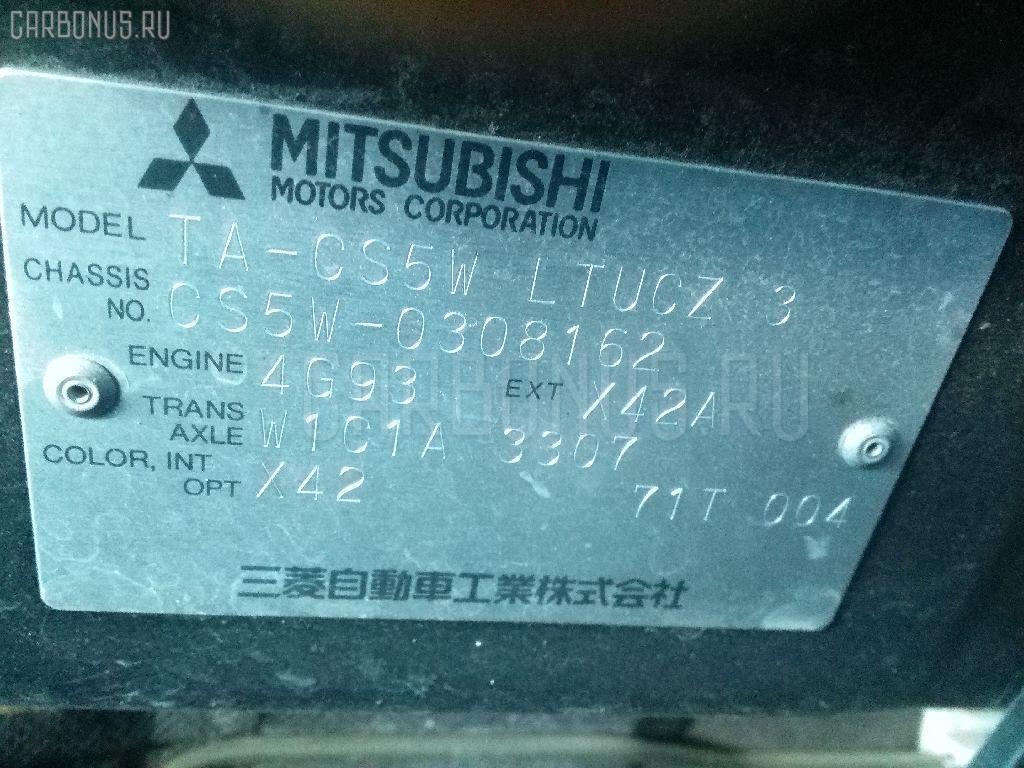 Уплотнение двери MITSUBISHI LANCER CEDIA WAGON CS5W Фото 6