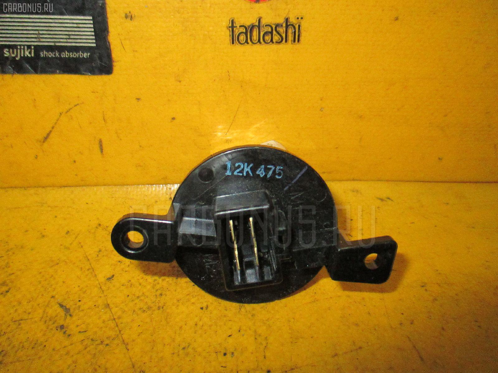 Регулятор скорости мотора отопителя Honda Fit GD1 L13A Фото 1