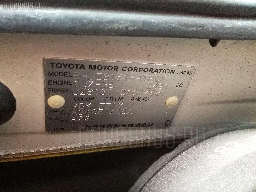 Air bag TOYOTA CROWN JZS151 Фото 6