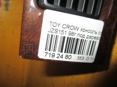 Консоль спидометра Toyota Crown JZS151 Фото 10