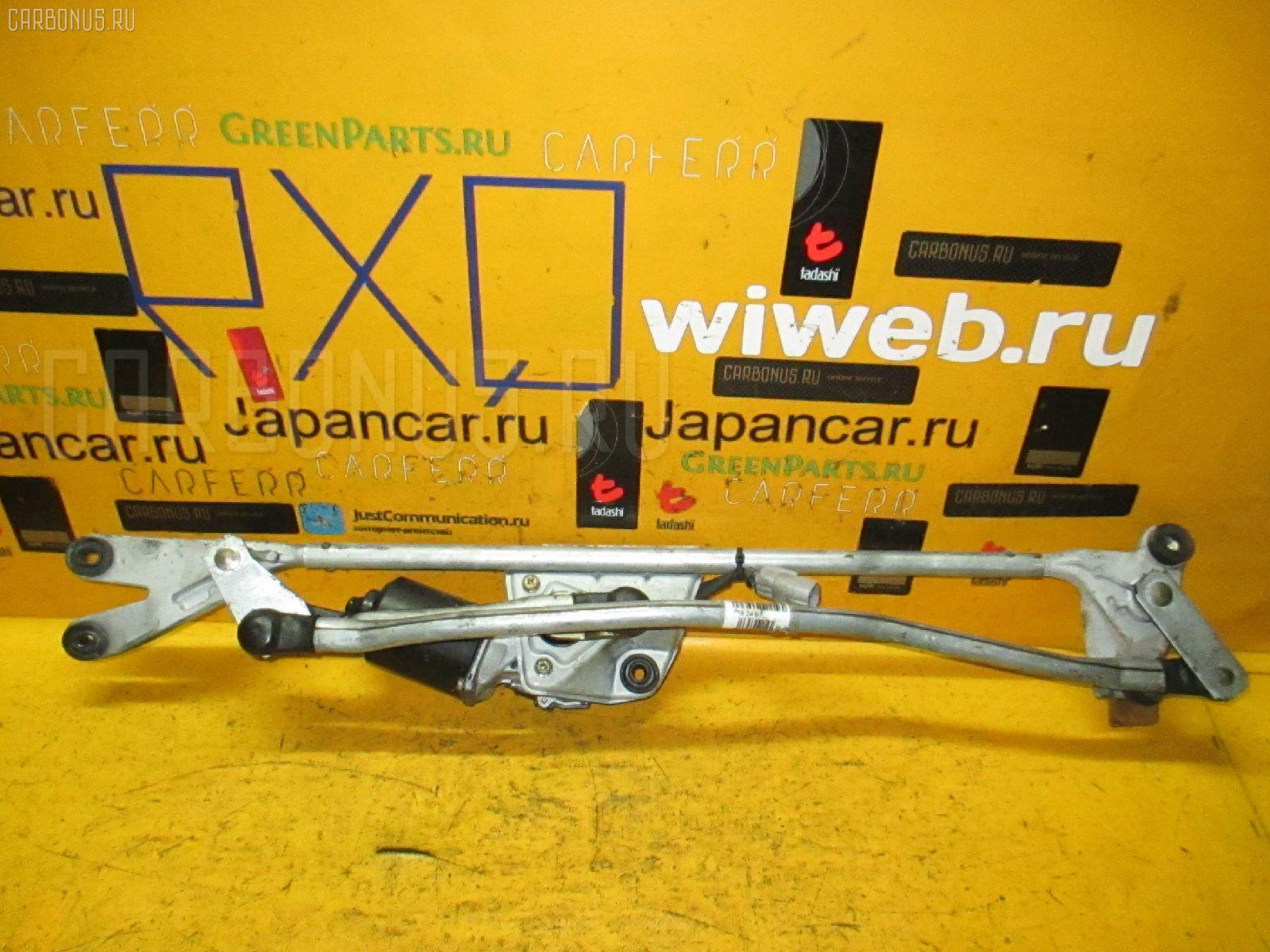Мотор привода дворников TOYOTA CROWN JZS151. Фото 5