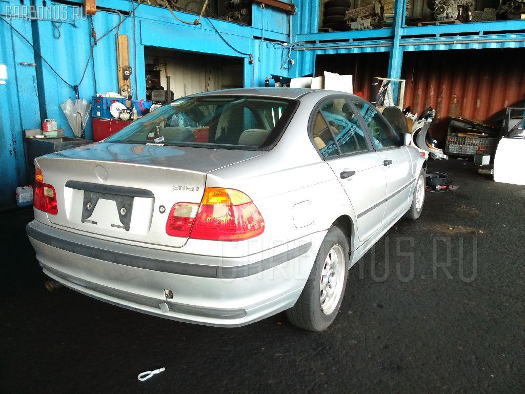 Дроссельная заслонка BMW 3-SERIES E46-AL32 M43-194E1 Фото 5