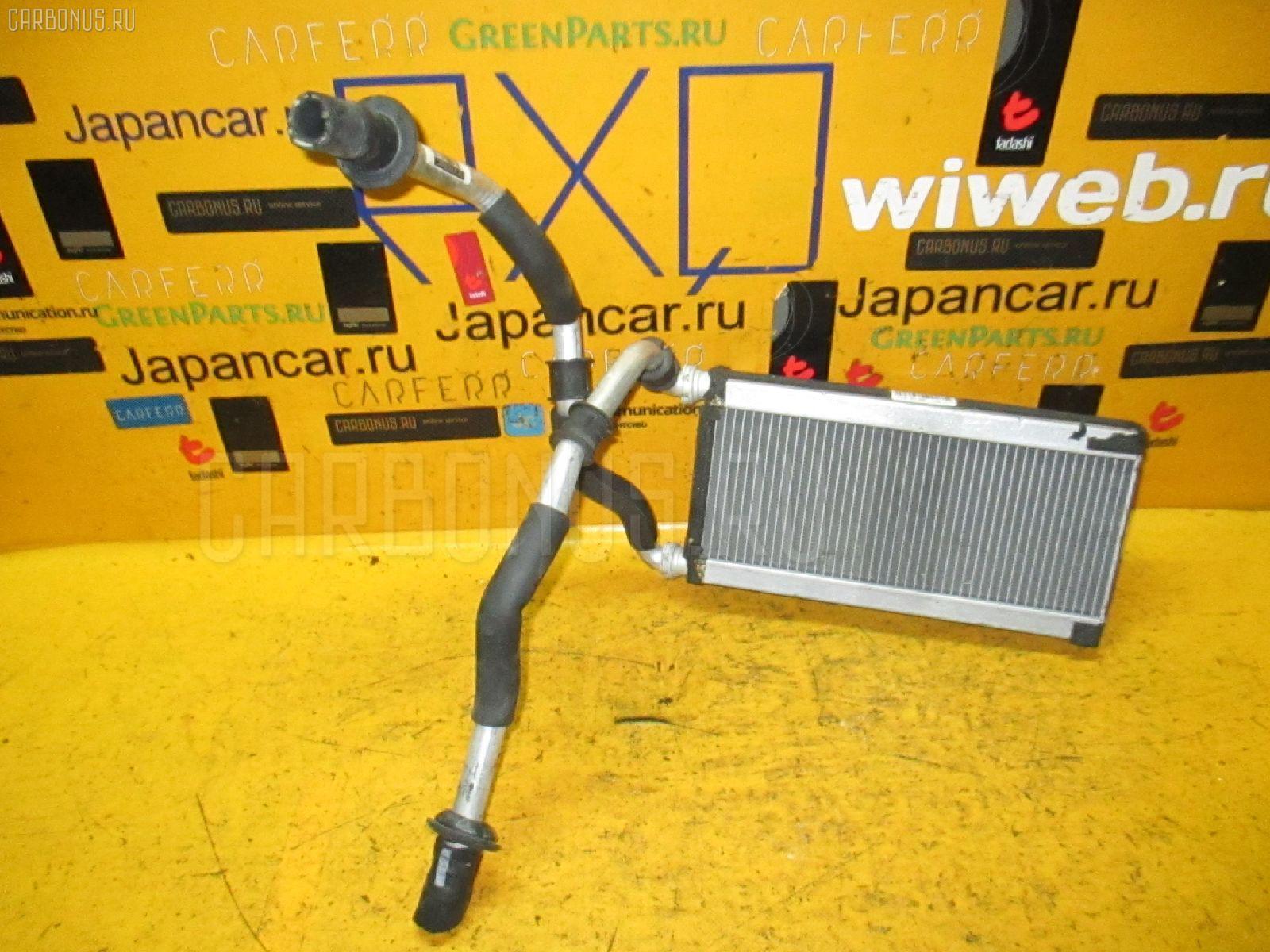 Радиатор печки TOYOTA ALTEZZA GXE10 1G-FE. Фото 5