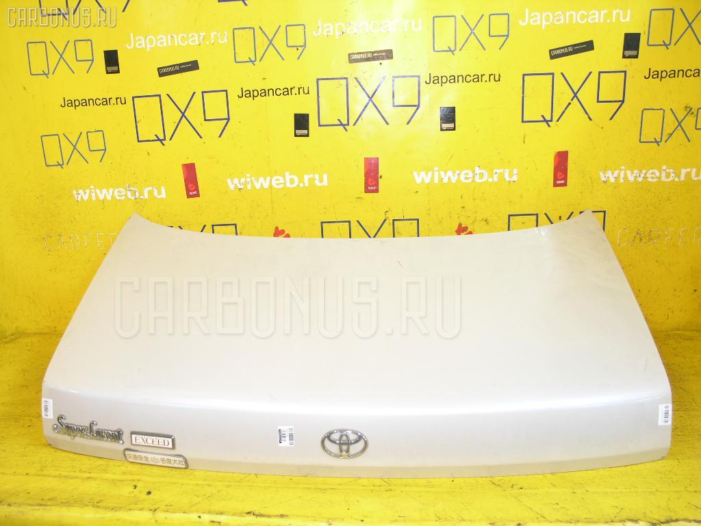 Крышка багажника TOYOTA CRESTA GX90. Фото 3