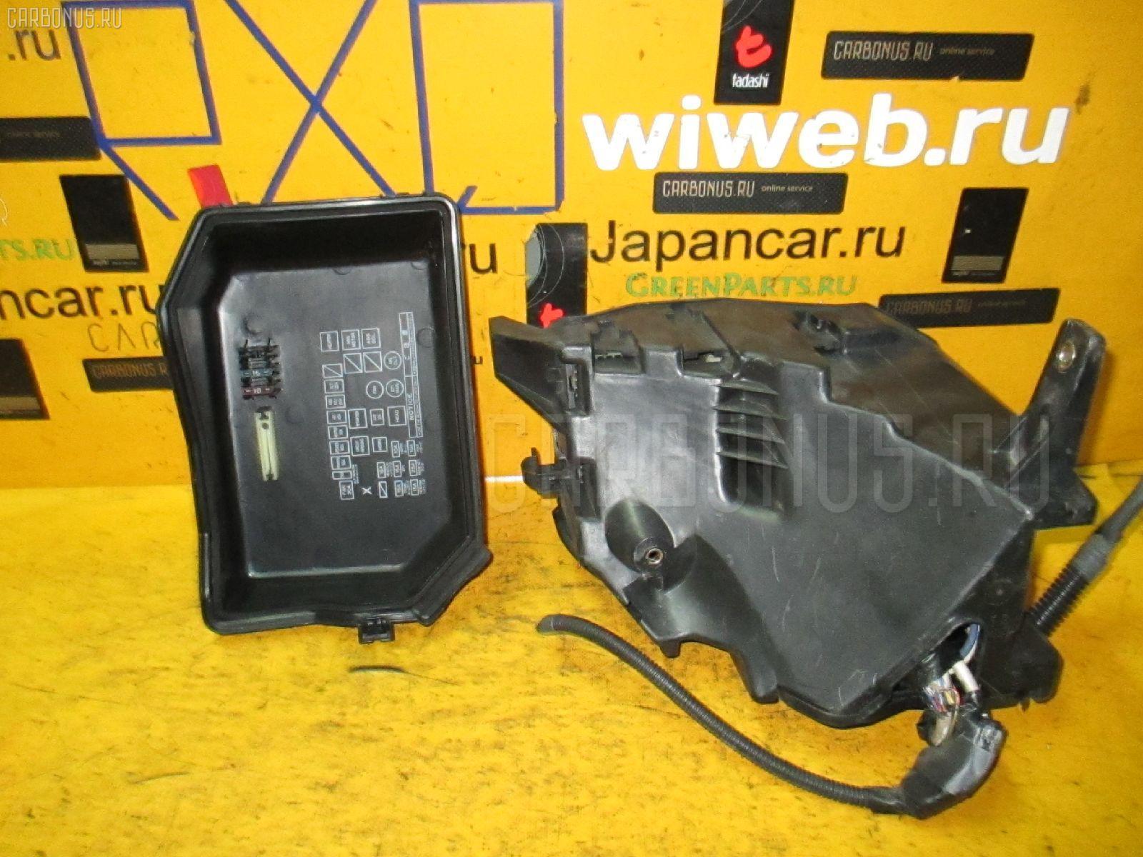 Блок предохранителей TOYOTA CRESTA GX90 1G-FE. Фото 10