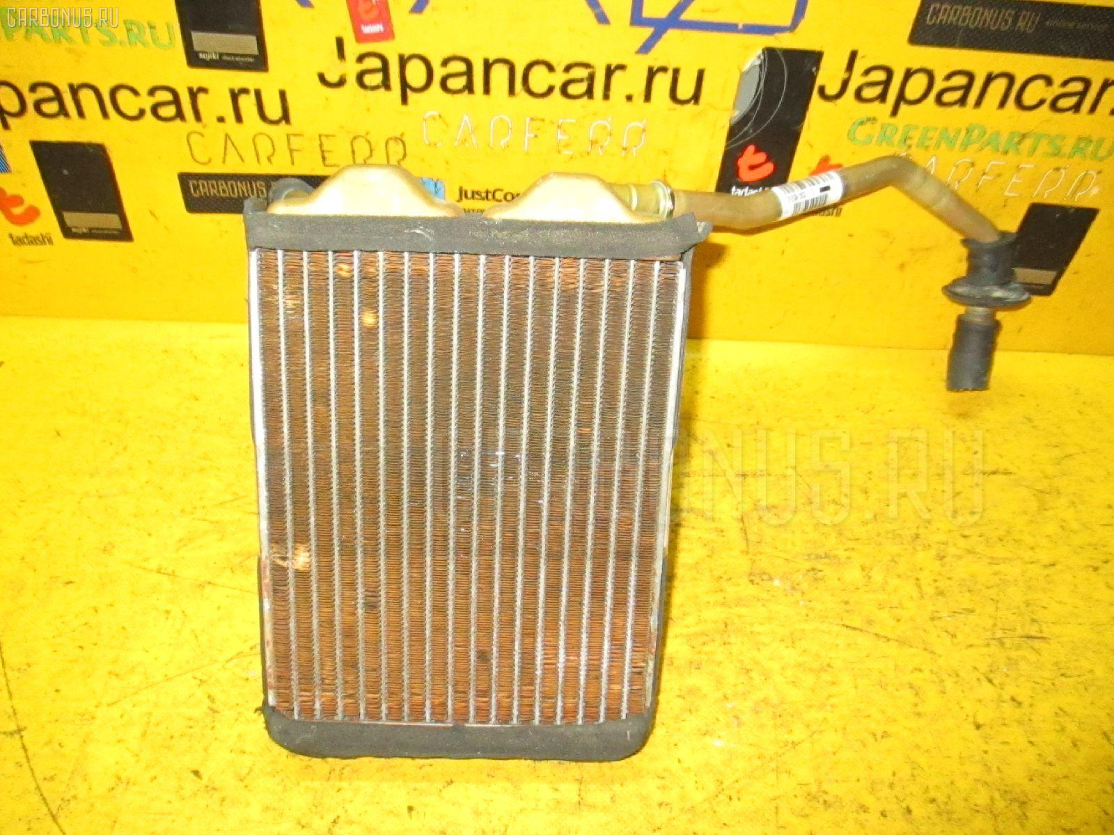 Радиатор печки TOYOTA CRESTA GX90 1G-FE. Фото 5