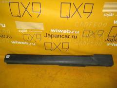 Порог кузова пластиковый ( обвес ) Toyota Crown JZS175 Фото 1