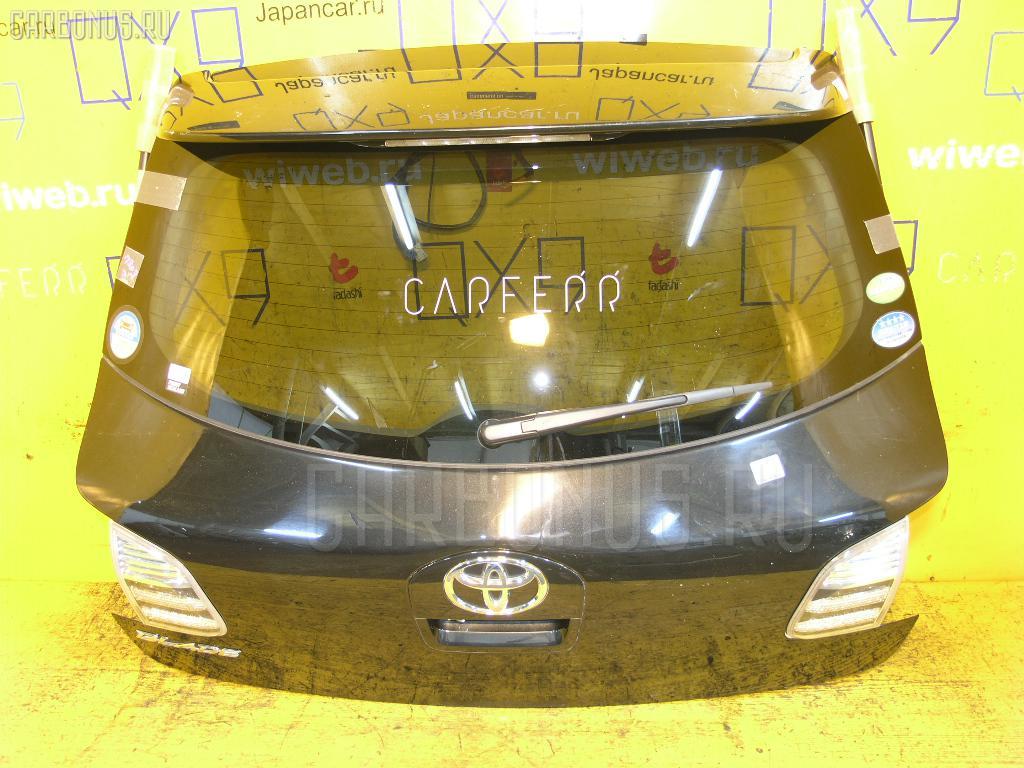 Дверь задняя Toyota Blade AZE154H Фото 1