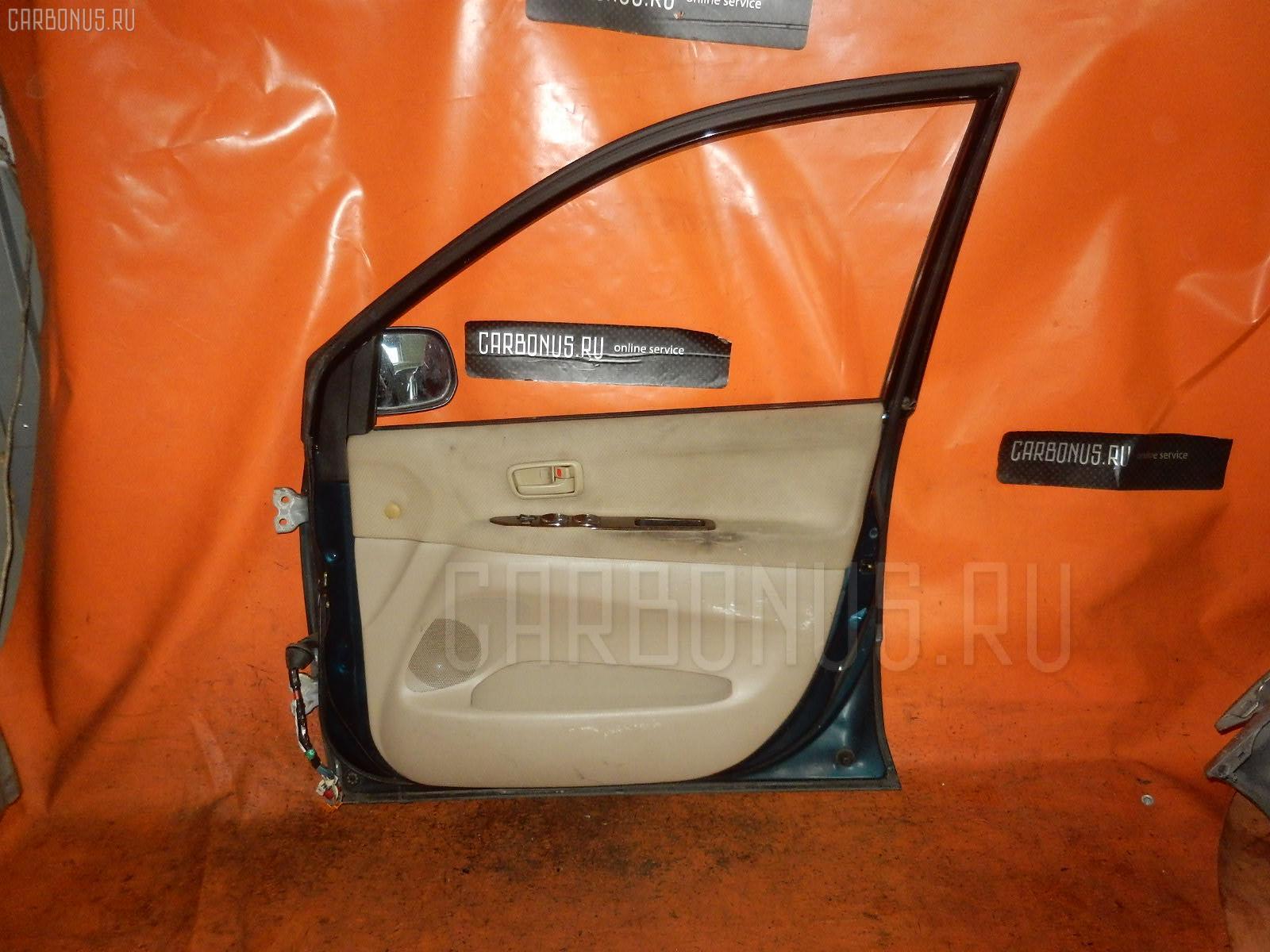 Дверь боковая TOYOTA IPSUM SXM10G. Фото 9
