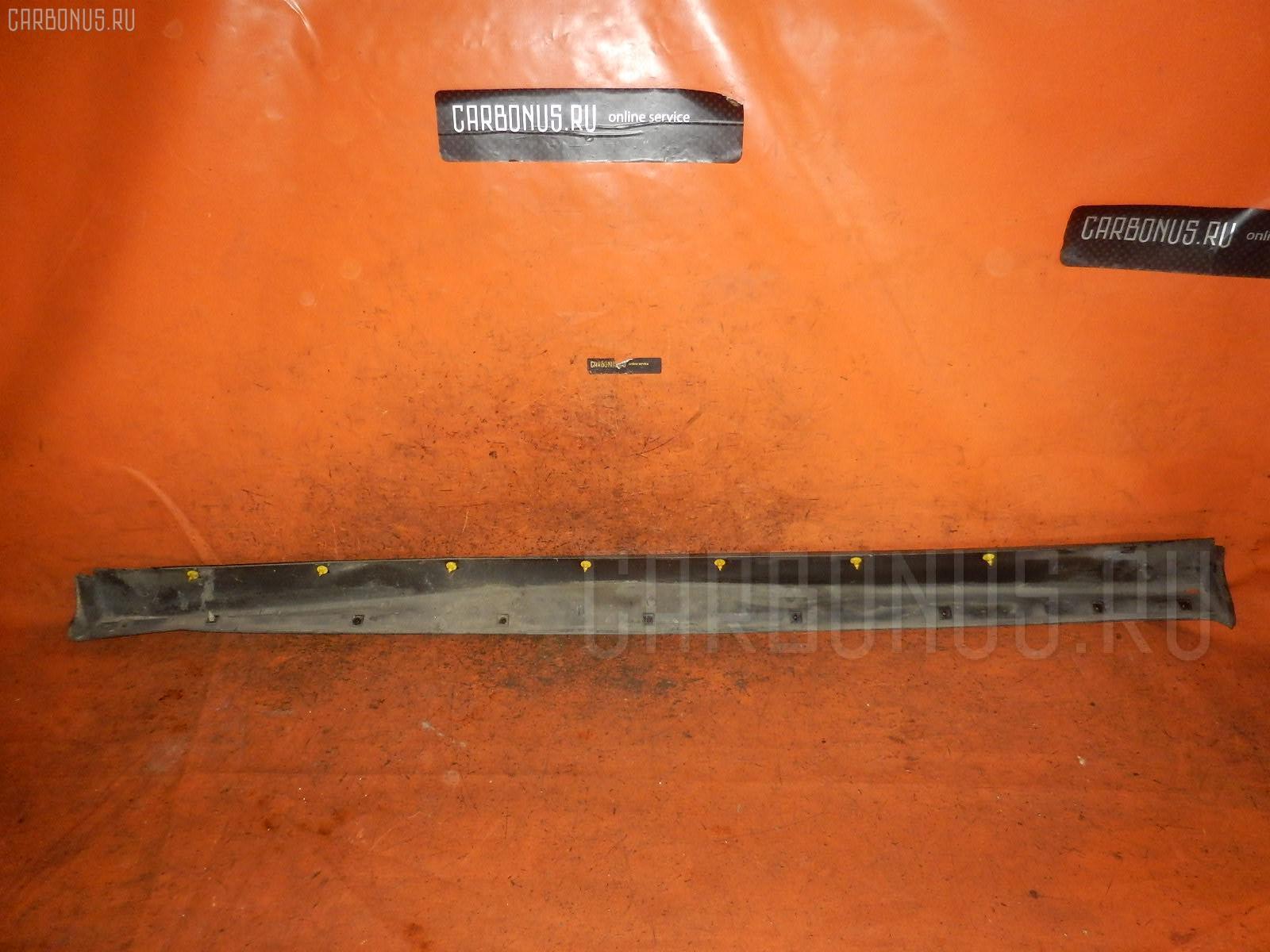 Порог кузова пластиковый ( обвес ) MITSUBISHI DIAMANTE F31A Фото 3