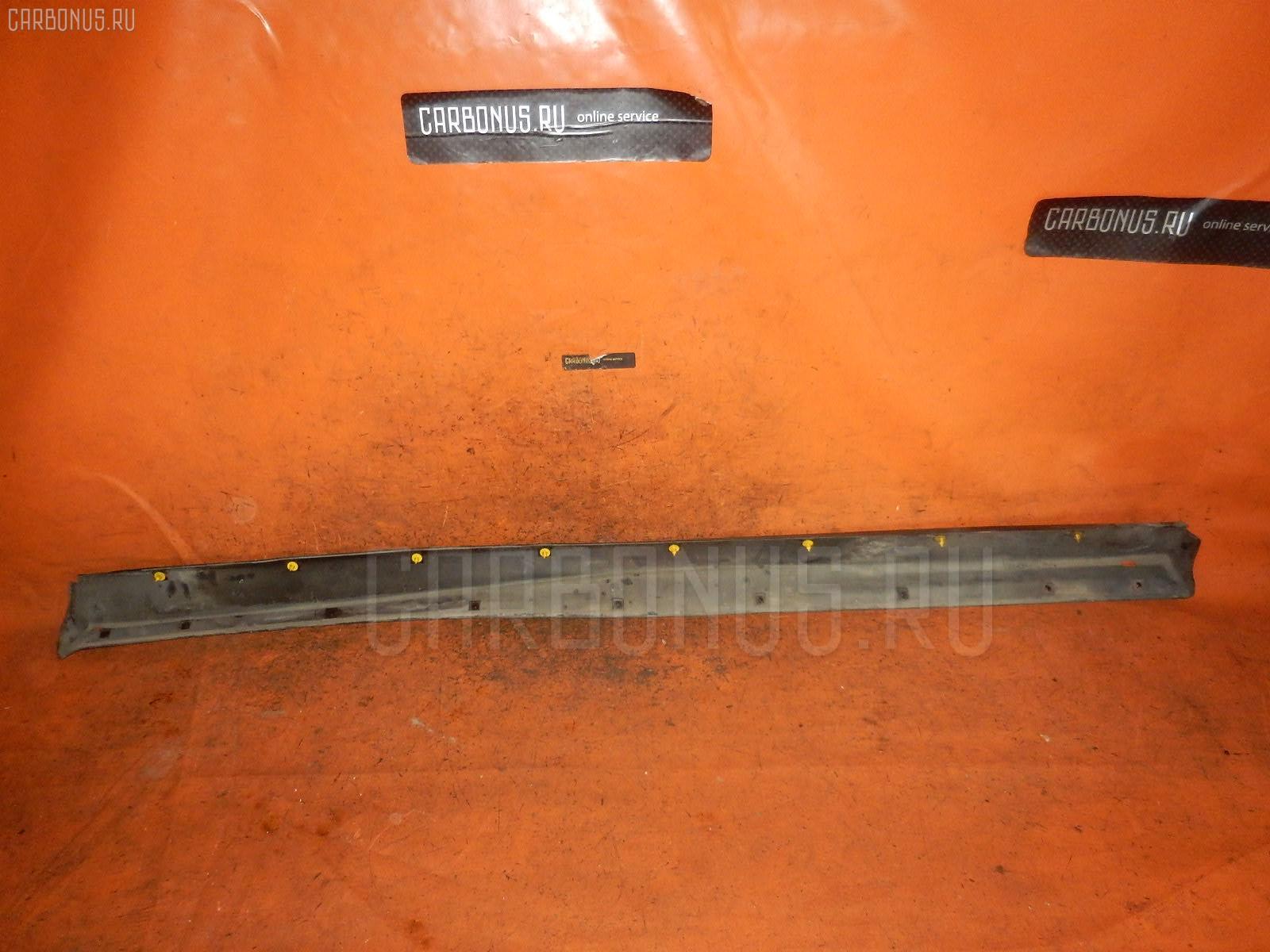Порог кузова пластиковый ( обвес ) MITSUBISHI DIAMANTE F31A. Фото 6