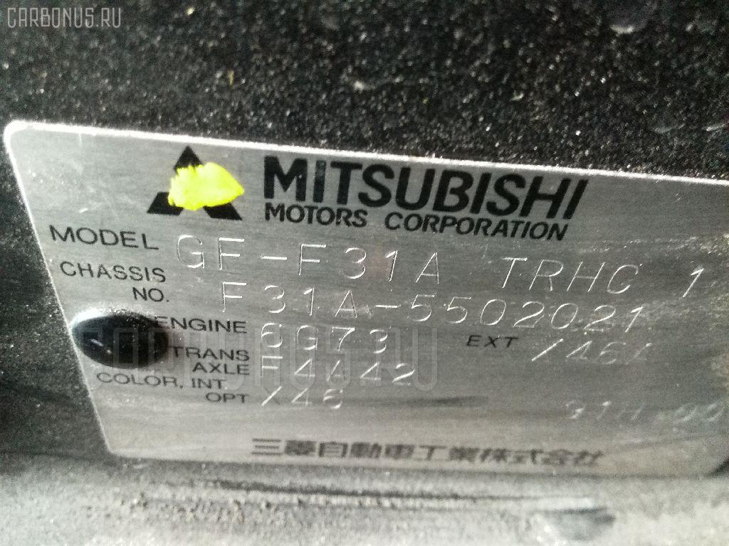 Порог кузова пластиковый ( обвес ) MITSUBISHI DIAMANTE F31A Фото 7