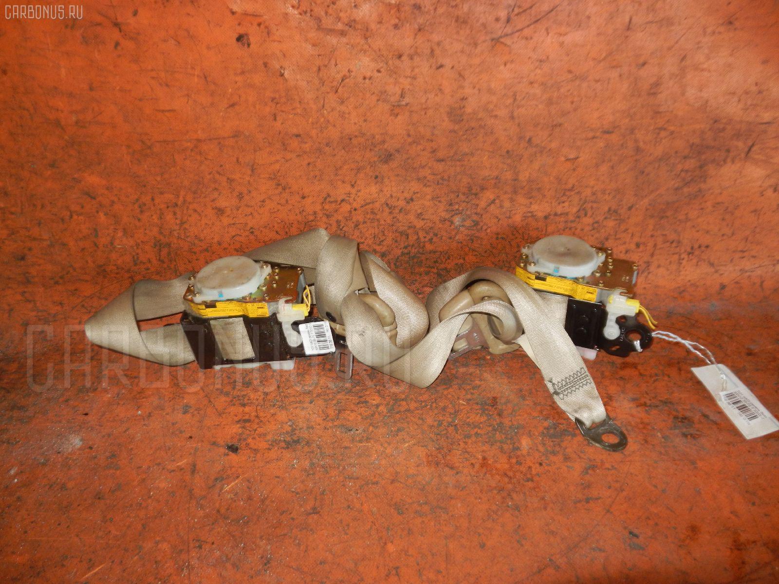 Ремень безопасности TOYOTA NADIA SXN10 3S-FE. Фото 1