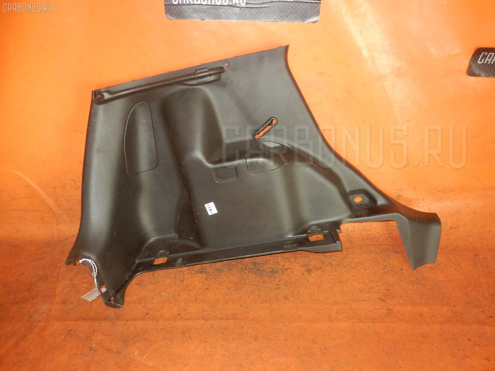 Обшивка багажника HONDA FIT GD1. Фото 2