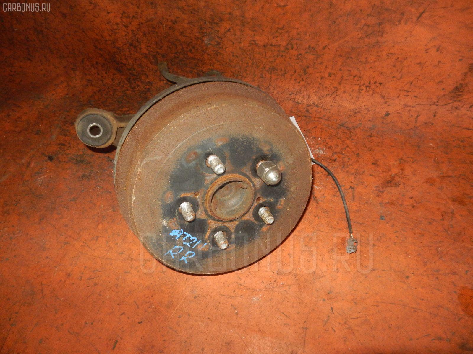 Ступица TOYOTA CORONA PREMIO AT211 7A-FE. Фото 8