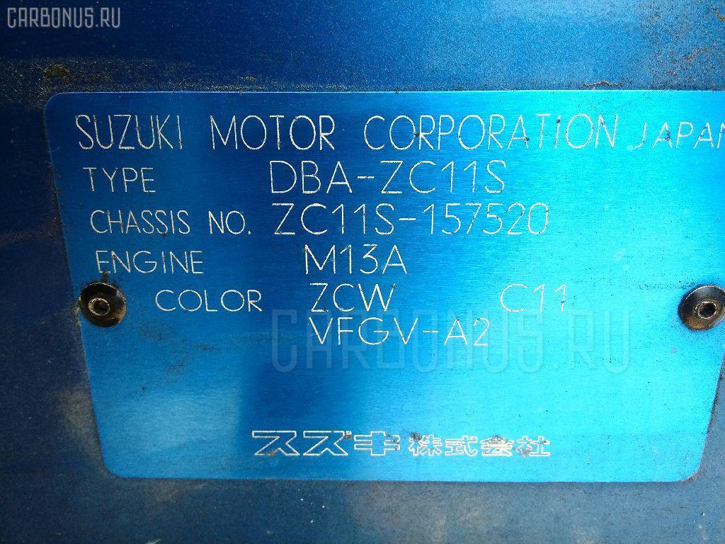 Дверь боковая SUZUKI SWIFT ZC11S Фото 4