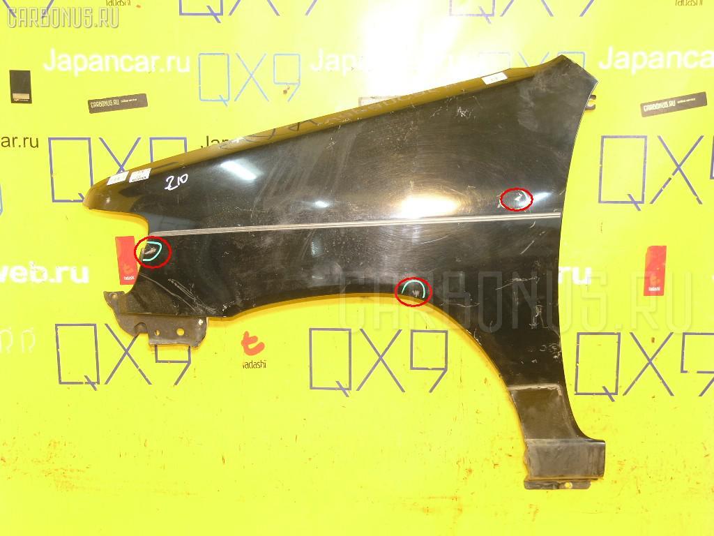 Крыло переднее NISSAN CUBE Z10. Фото 9