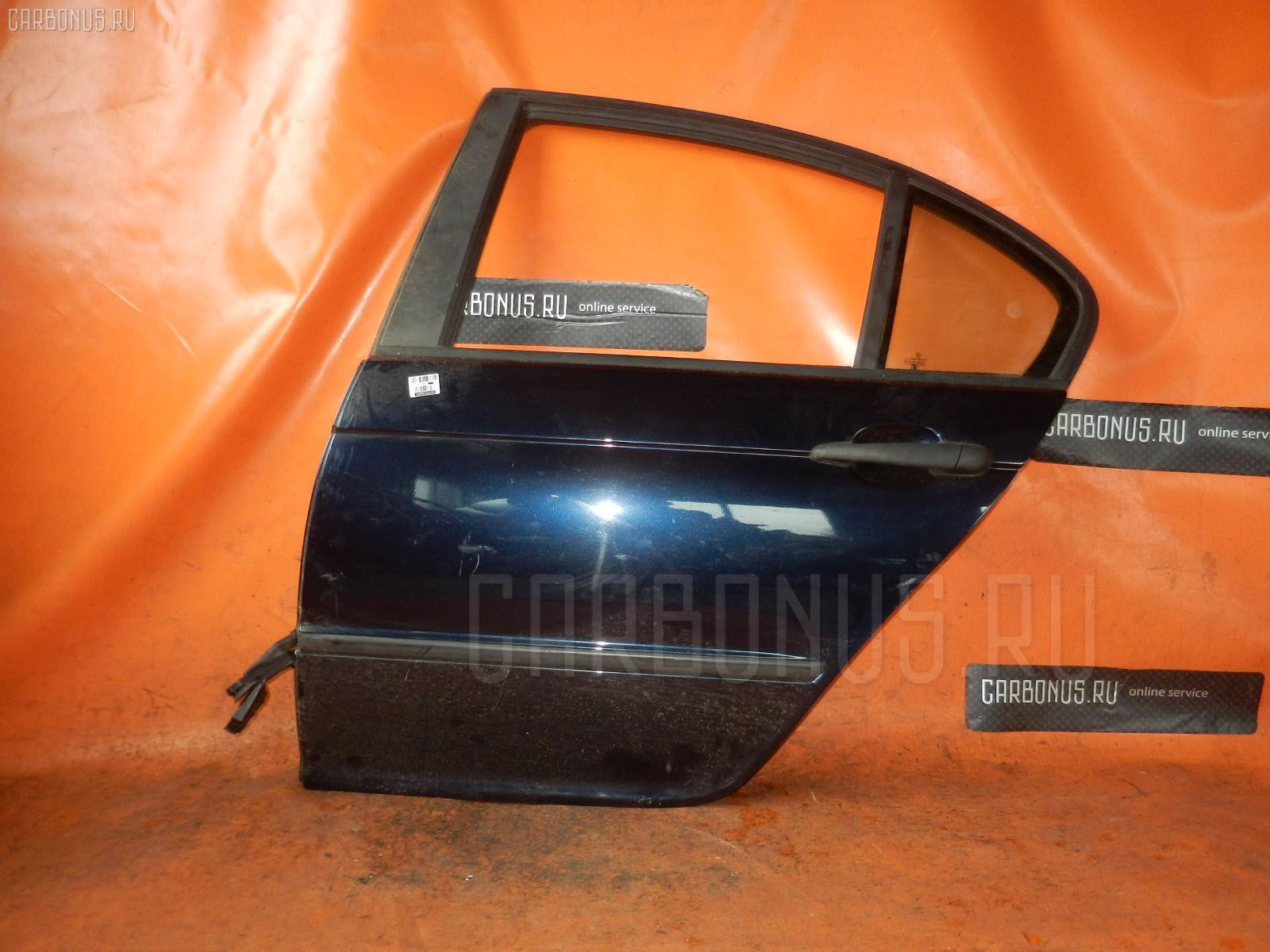 Дверь боковая BMW 3-SERIES E46-AN92 Фото 1