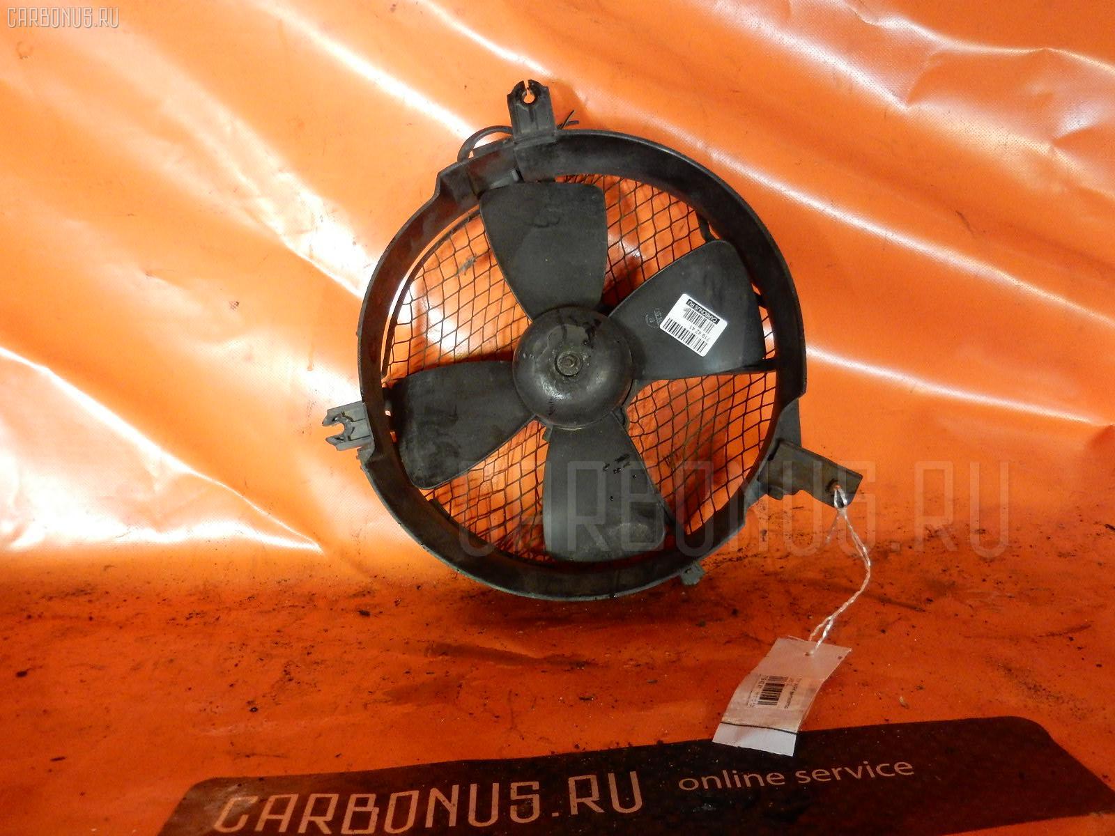 Вентилятор радиатора кондиционера TOYOTA MARK II LX80 2L Фото 2