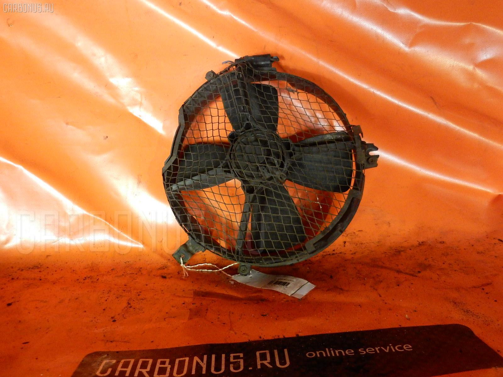 Вентилятор радиатора кондиционера TOYOTA MARK II LX80 2L Фото 1